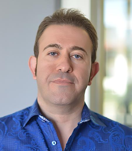 Alex Gharibian  Agent